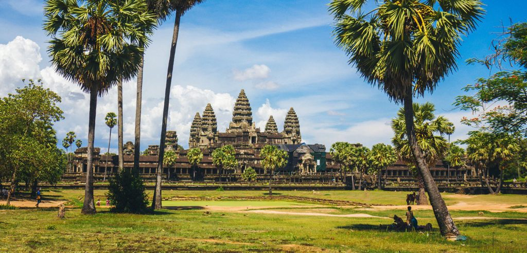 10 Visa Free Destinations for South Africans - Cambodia