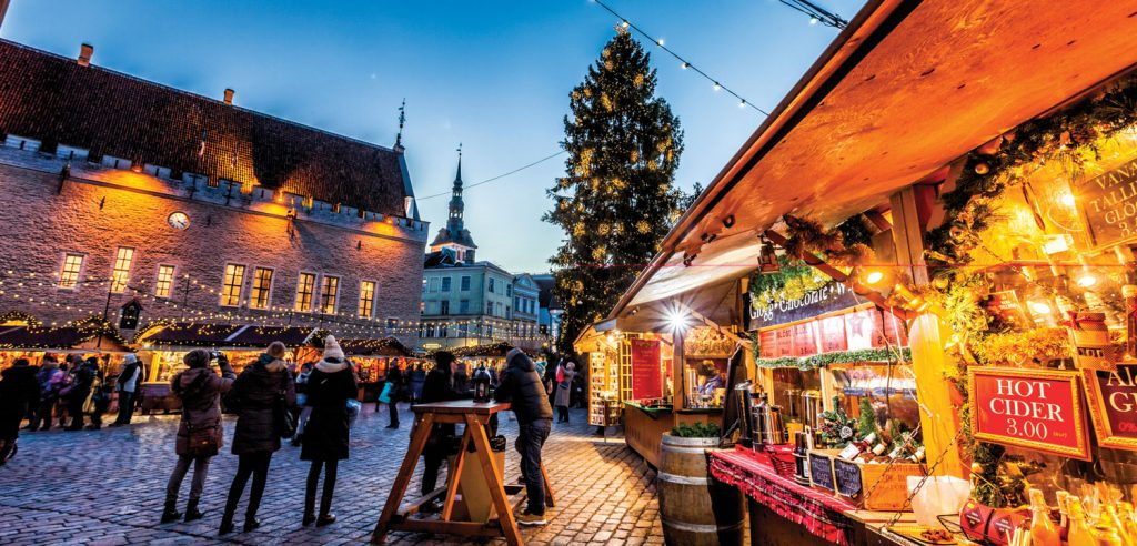 Christmas Markets in Europe - Pentravel