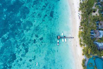 Best Beaches Mauritius - Pentravel