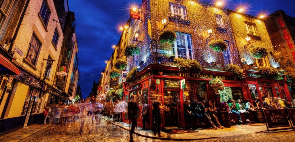 10 Visa Free Destinations for South Africans - Dublin, Ireland