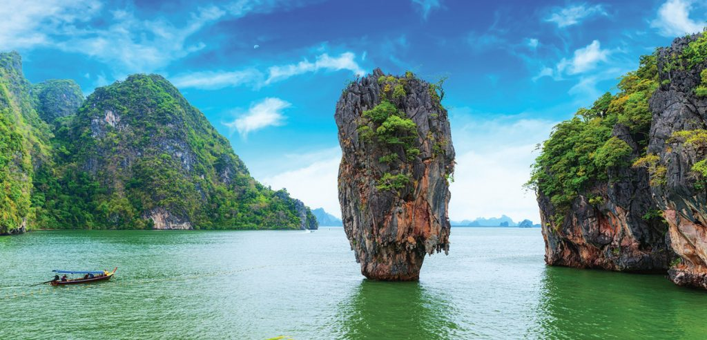 10 Visa Free Destinations for South Africans - Thailand