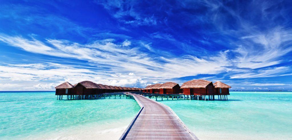 10 Visa Free Destinations for South Africans - Maldives