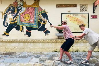 Destination India: Q&A with Loryn Holmes