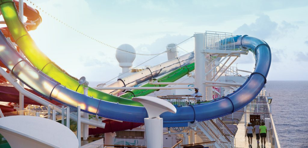 Freestyle Cruise with NCL
