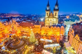 Christmas in Europe 2018