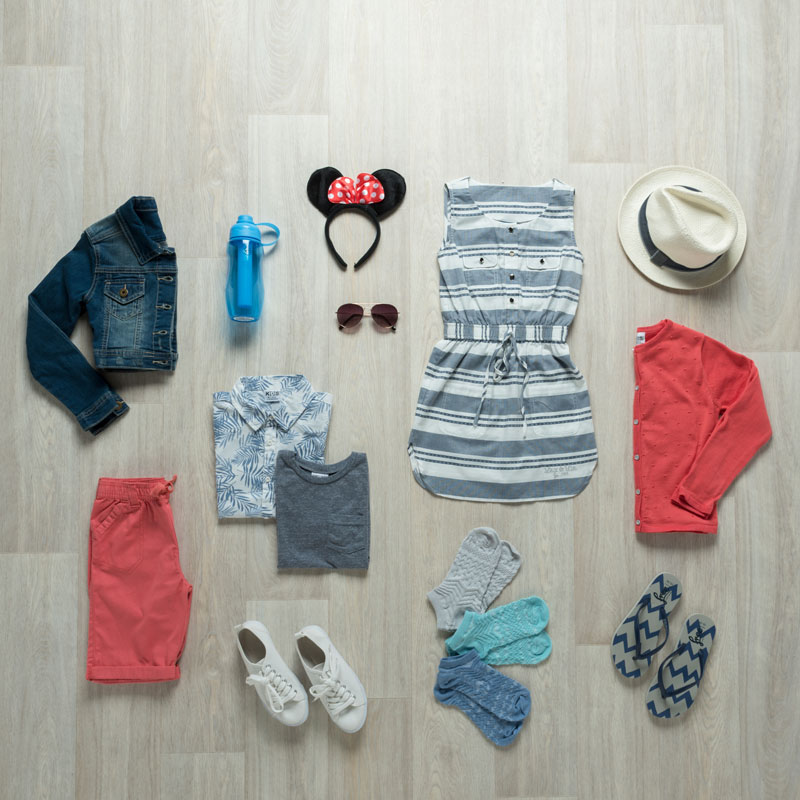 What to Pack for a Disney Holiday
