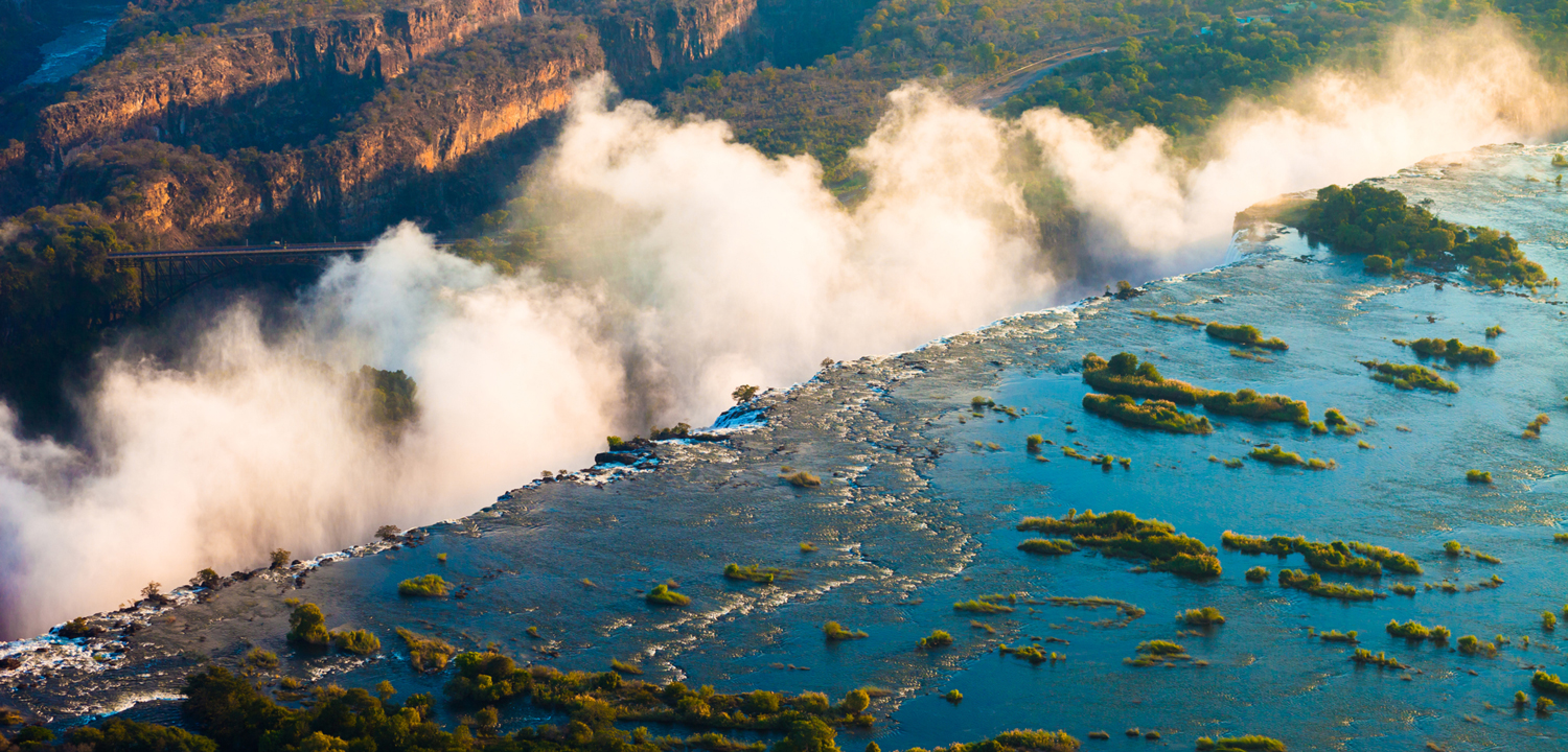 Victoria Falls as a Family - Pentravel
