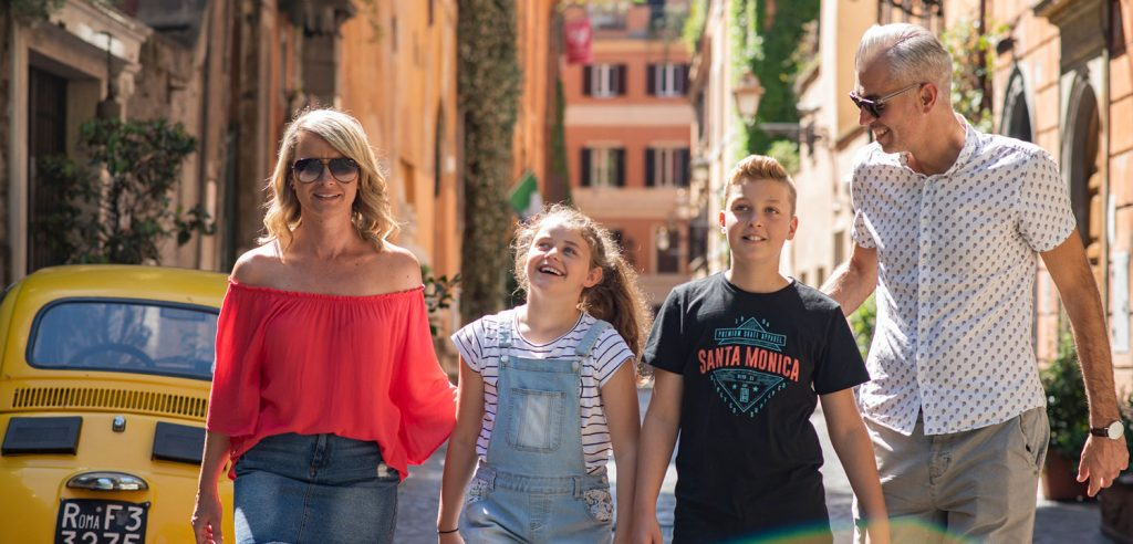 Europe's most rand-friendly multigenerational family holidays