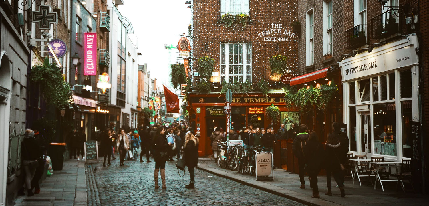 Ireland, We Came We Saw We Conquered - Pentravel