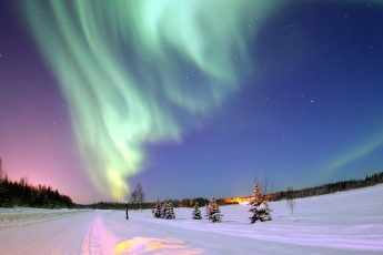 The Northern Lights, a Bucket List Experience