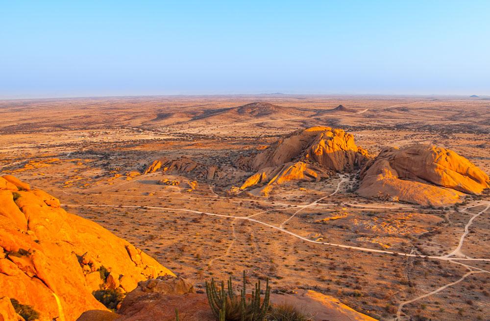 Spitzkoppe, Damaraland - Why We Love Namibia