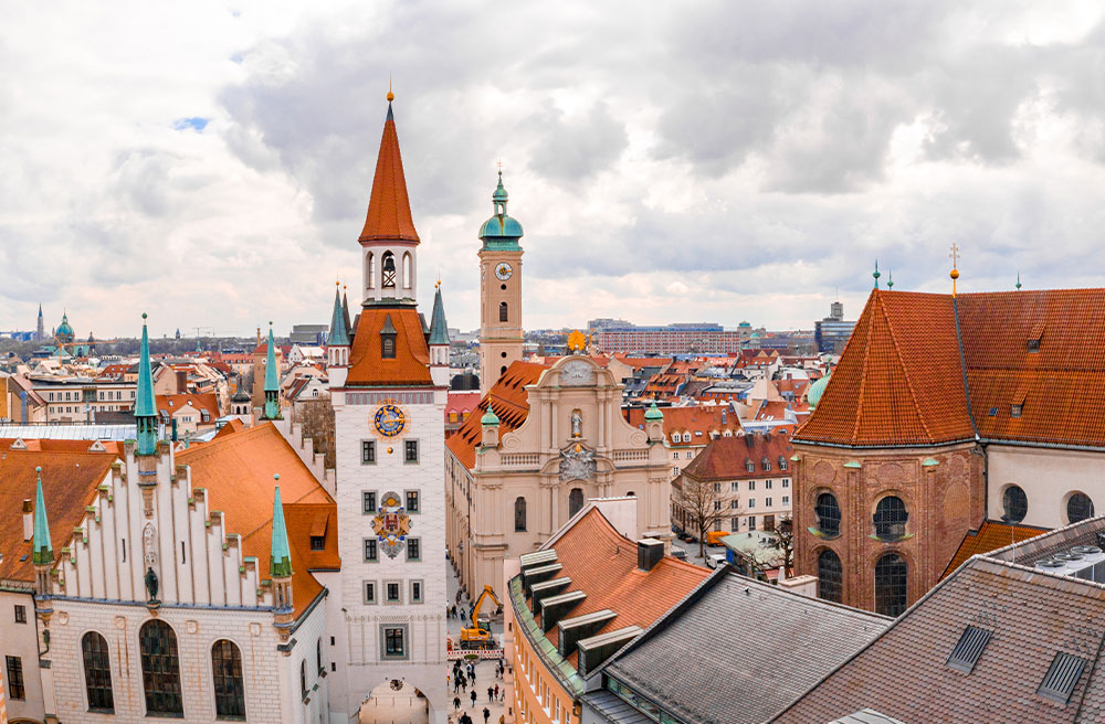 Germany - Where to Travel as a Vaccinated Traveller