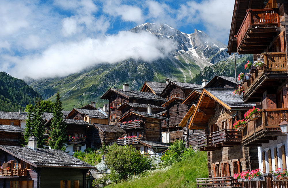 Switzerland - Where to Travel as a Vaccinated Traveller